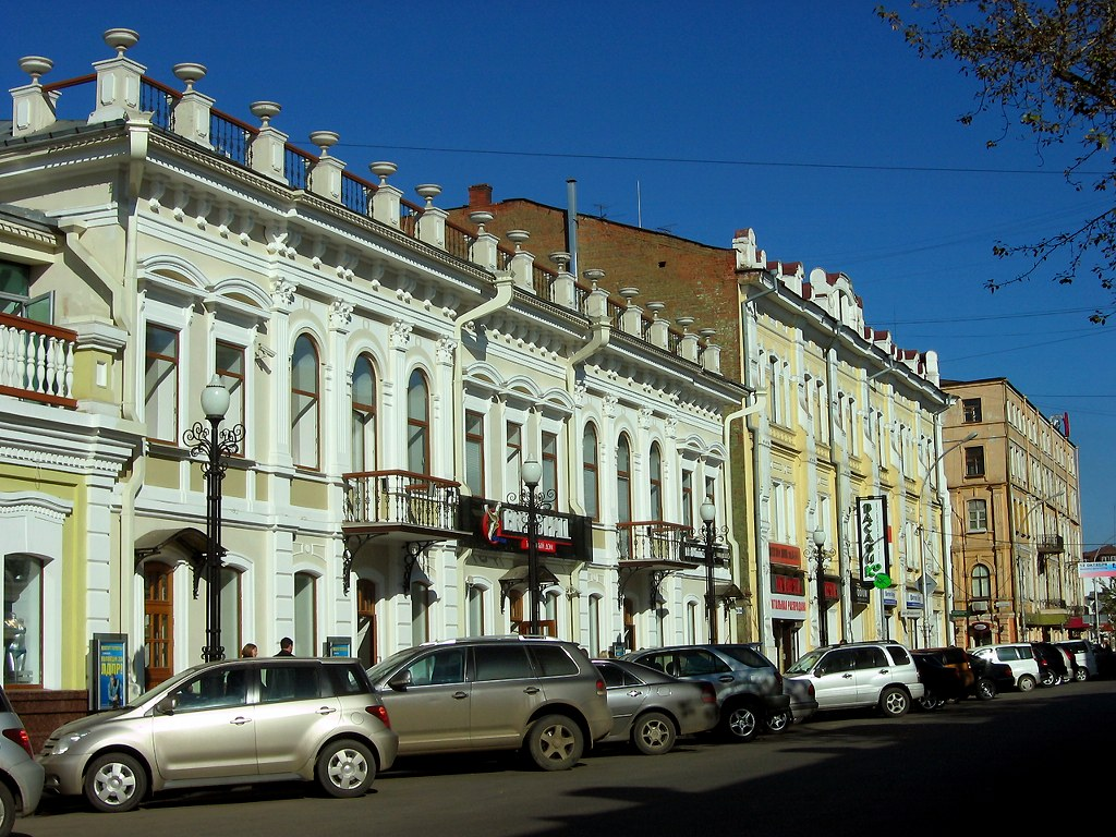 Видео съемки в Иркутске