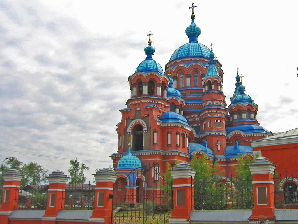 Съемки в Иркутске - разрешения и согласования