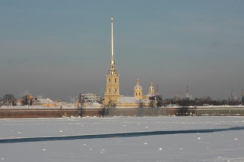 Съемки в санкт-петербурге зимой