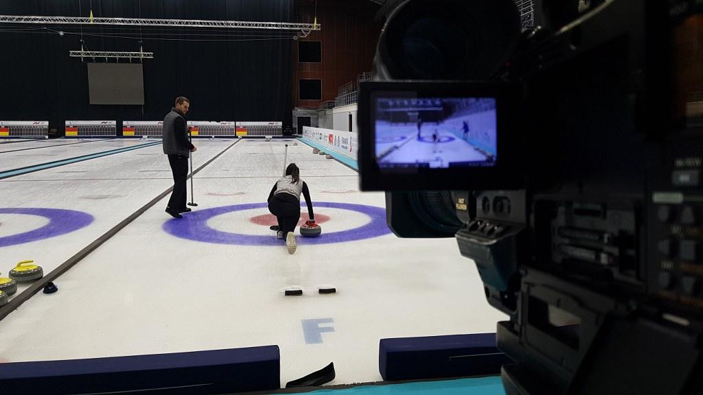 Съемки спортивных мероприятий в Сочи