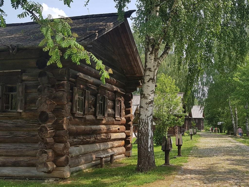 Съёмка в Костроме