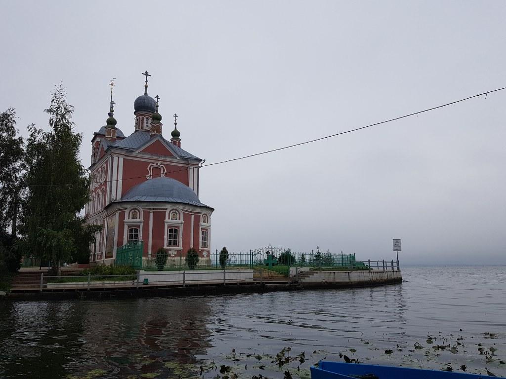 съёмки в переславле
