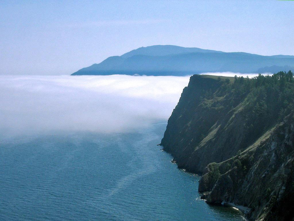 Байкал. Разрешения на съемки