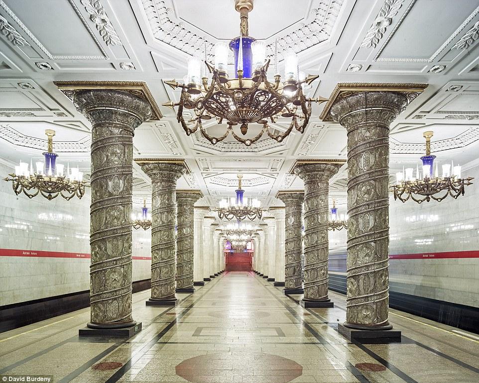 Видео и кино съемки в метро в санкт-петербурге