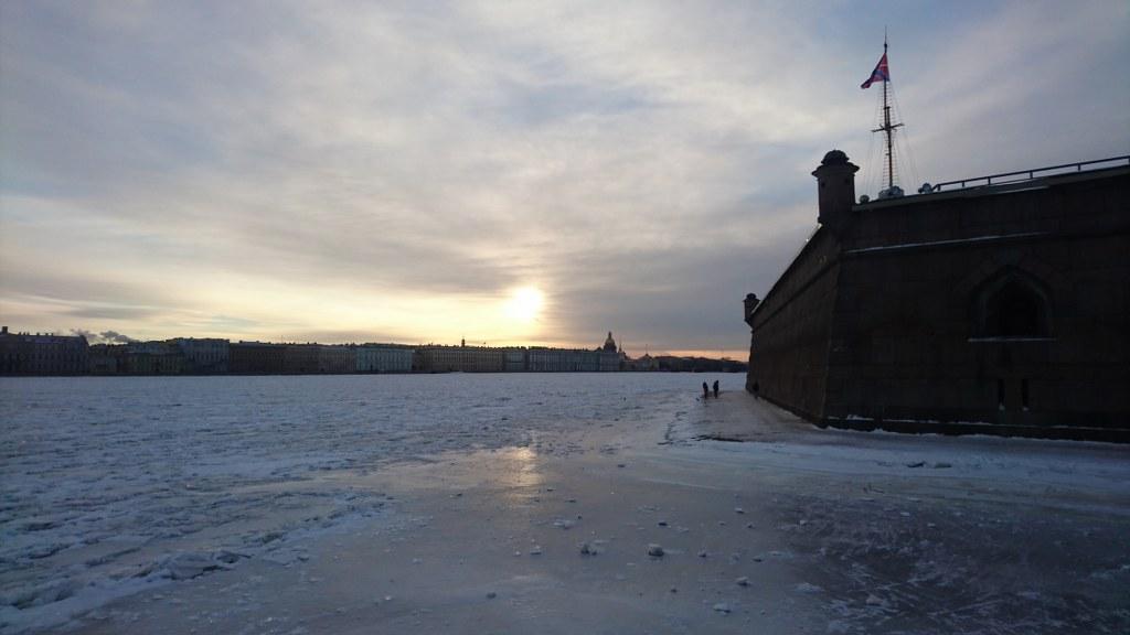 Съемки в Санкт-Петербурге, организация и получение разрешений