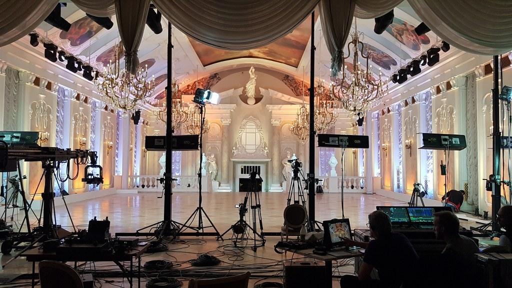 Съемки в музейных и дворцовых интерьерах в Санкт-Петербурге