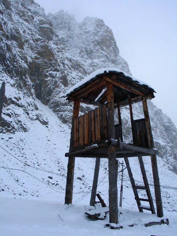 РНазрешение на съемку остатков лагерей ГУЛАГ в Сибири