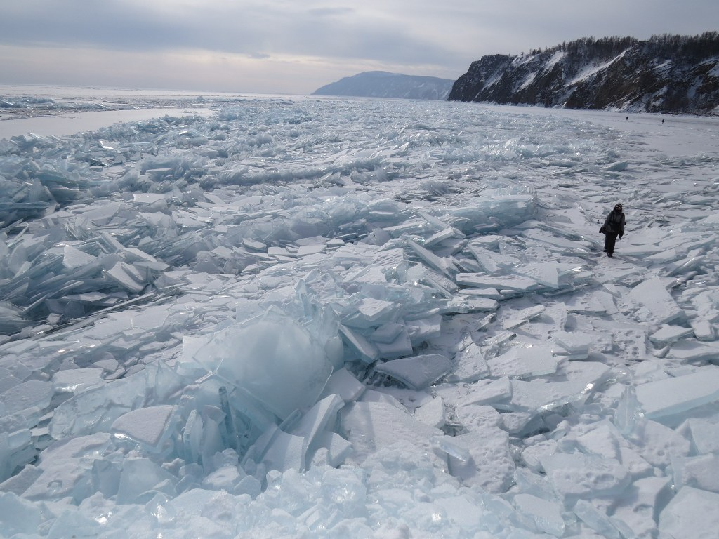 Съемки на озере Байкал, разрешения и согласования