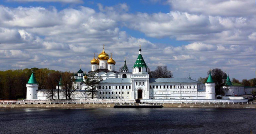 Разрешение на съемку в Костроме