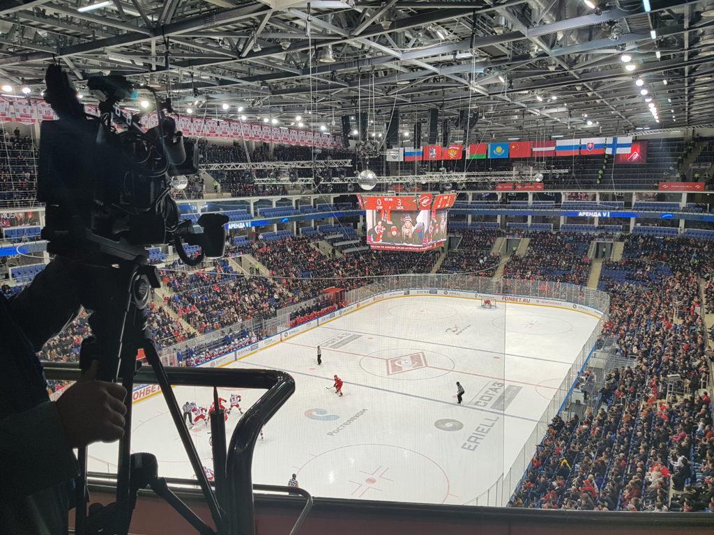 Организация трансляций мероприятий в Москве