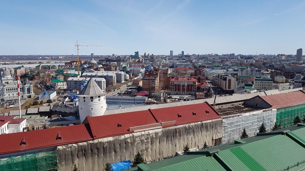 Организация съемок в Казани