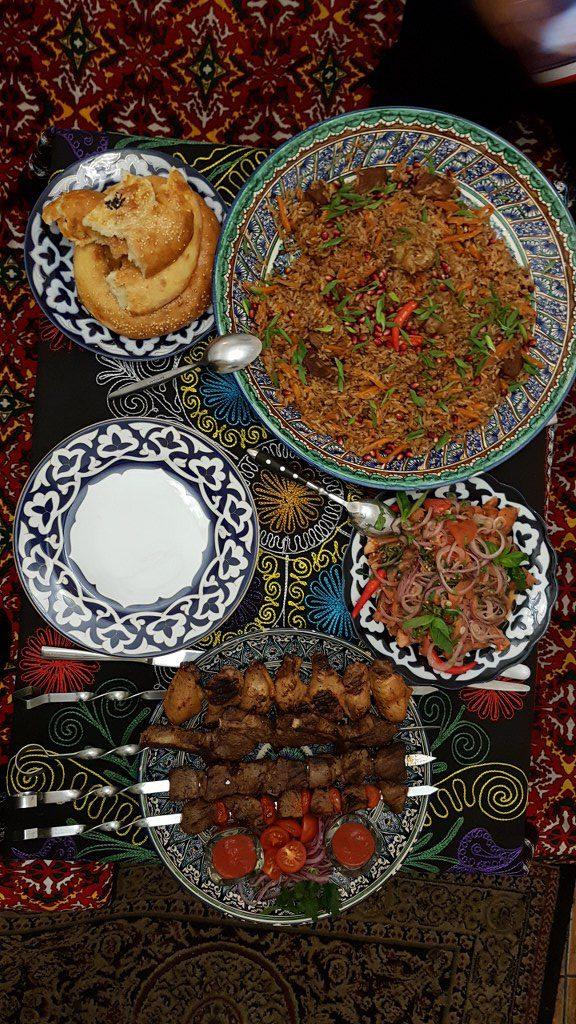 Съемки национальной кухни в Татарстане