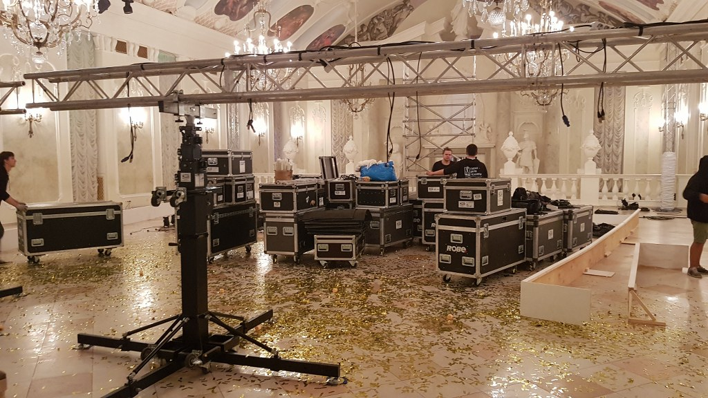 Аренда техники для трансляций в Санкт-Петербурге