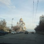 Съемки Храма на Крови в Екатеринбурге